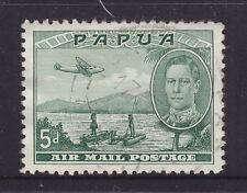 PAPUA: 1939  AIR MAIL   5d    SG:165   FINE USED.
