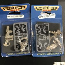 Warhammer 40K Ork Deathskull Looter w/ Kombi Weapon Metal - OOP Orks