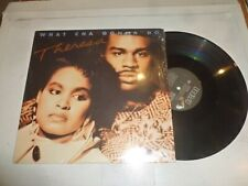 "THERESA - What cha gonna do - 1987 USA 4-track 12"" Vinyl Single"