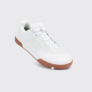 Crank Brothers Stamp Lace Shoes White/Gum 8.5 *Damaged Packaging*