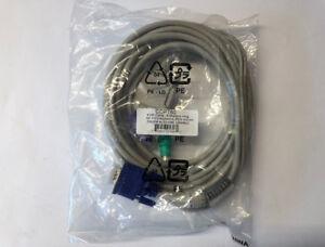 Raritan CCPT60 KVM Cable 6m DB25MA HD15M VGA Ps / 2 Nuevo Emb. Orig.
