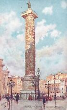 Unposted Rome Printed Collectable Italian Postcards