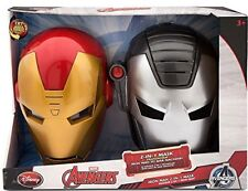 Disney Marvel Avengers Iron Man 2-in-1 Talking Mask [Iron man and Warmachine]
