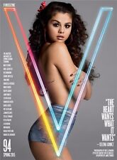 "N057 Selena Gomez - Singer Beauty Sex Hot Girl 17""  Poster"