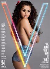 """N057 Selena Gomez - Singer Beauty Sex Hot Girl 32""""x24"""" Poster"""