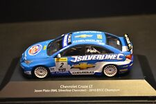 Chevrolet Cruze S2000 2010 #2 Atlas Edition vehicle in scale 1/43