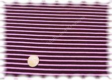Campan Hilco Jersey bordeauxrot rosa zu Five O'Clock Hamburger Liebe 25 cm