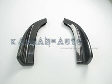 CARBON CHARGESPEED STYLE REAR BUMPER EXTENSION FOR MITSUBISHI EVO EVOLUTION 9