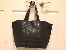 Limited Edition NEIMAN MARCUS  BLACK  Shopping/Travel/Tote   Bag