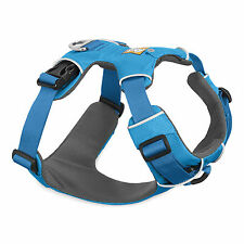 Ruffwear Dog Front Range Harness Blue Dusk Size Medium