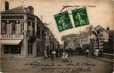 CPA Grandvilliers - Rue d'Amiens (259796)