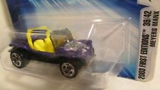 Hot Wheels 2003 First Editions #39 MEYERS MANX purple   dune buggy vw