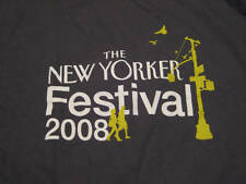 New Yorker Festival 2008 T-Shirt NEW Pacific Sports