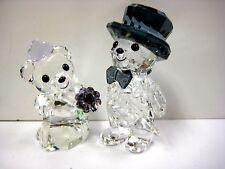 YOU & I KRIS BEAR BRIDE GROOM YOU AND I 2011 SWAROVSKI   #1096736