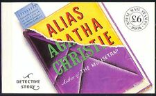 GB 1991 Christie/Play/Writing Prestige Book DX12 n30631