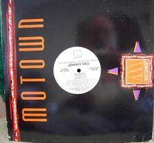 "Johnny Gill So Gentle/Love in an Elevator Vinyl NM 12"""