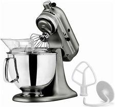 KitchenAid Stand Mixer tilt 5-QT rk150QG Artisan Tilt Liquid Graphite