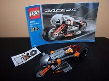 LEGO Racers Drome H.O.T. Blaster Bike (8355)