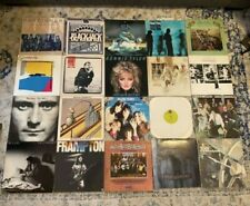 New ListingLot of 20 Classic Rock Vinyl Lps Billy Joel Black Sabbath Rolling Stones BonJovi