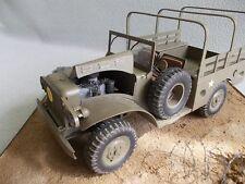 Modelik 11/10 - DODGE wc-51 1:25 con parti Lasercut