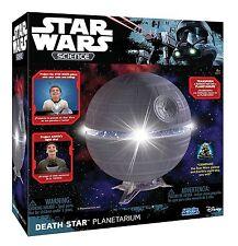 Star Wars Planetario Estrella de la Muerte Galaxia de Star Wars y Cielo Tierra