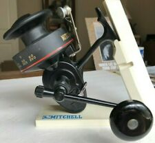 Mitchell 498 Manual Pickup Saltwater Reel - Black Logo  [*D.ROBERTS]