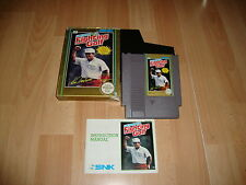 LEE TREVINO'S FIGHTING GOLF DE SNK PARA LA NINTENDO NES PAL B USADO COMPLETO