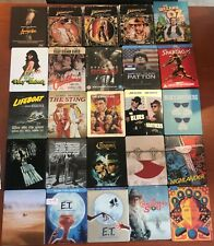 Classic Movie Blu-ray Steelbook Lot (Rare, Great Prices, Great Condition)