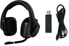 Logitech G533 auriculares inalámbricos para juegos Sonido Envolvente DTS 7.1 controladores de Audio Pro-G