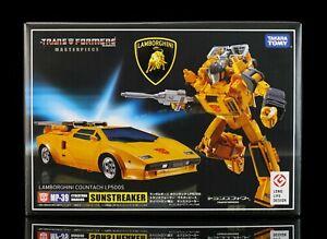 Transformers Takara Tomy Masterpiece MP-39 Sunstreaker MISB