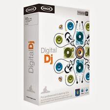 """MAGIX Digital DJ Programa Para Mezclar Audio """"Descarga Digital"""""""