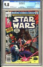 STAR WARS #7  CGC 9.8 WP NM/MT  Marvel Comics 1978  1st app Crimson Jack (vol 1)