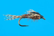 Blue Quill Nymph, 6 psc. size 20