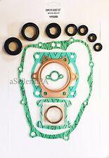Complete Gasket & Oil Seal Kit Top/Bottom End Set YAMAHA BLASTER 200 1986-2006