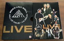 2009 TIME LIFE ROCK AND ROLL HALL OF FAME MUSEUM LIVE DVD 3 DISC SET