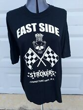 Rare East Side Strokers Connecting Highway Hwy New York Ny Black T-Shirt Sz 2Xl