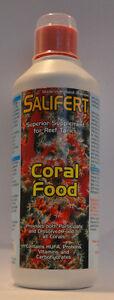 Salifert Coral Food 500ml Superior Supplement For Reef Tanks Nutrition