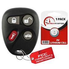 For 2001 2002 2003 2004 2005 Chevrolet Malibu Remote Keyless Entry Key Fob