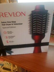 Revlon Salon One-Step Hair Dryer and Volumizer - Black Special Edition