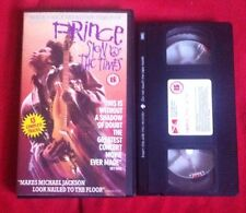 PRINCE - SIGN O THE TIMES - ORIGINAL PALACE RELEASE  VHS PAL