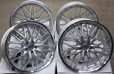 "ALLOY WHEELS X 4 19"" S CRUIZE 190 FITS JAGUAR 5X108 F S X TYPE PACE XE XF XJ XK8"