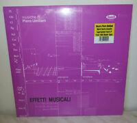 LP PIERO UMILIANI - EFFETTI MUSICALI - LIMITED EDITION - NEW
