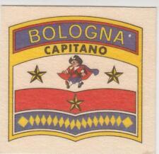 Figurina Panini Calciogrado in Texilina Bologna Capitano Calciatori 74 - 75