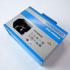 db60b82b7 Shimano PD-M540L SPD MTB Pedals Clipless Black 9 16