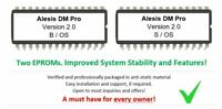 Alesis DM Pro - Version 2.0 Firmware Eprom Upgrade Update [LATEST OS] *NEW*