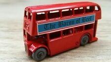 """Matchbox Lesney No 5b """"Baron Of Beef"""" Routemaster Bus Mint #2"""