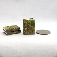 Dollhouse Miniature 1:12 Scale Popular Christmas Reindeer Book by Cindi/'s Mini/'s