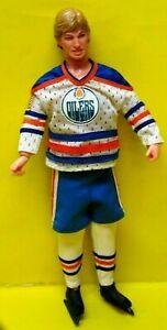 "Vintage Mattel 1983 12"" Wayne Gretzky Doll w/Oriignal Uniform & Skates*"