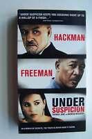 Under Suspicion VHS Video Tape
