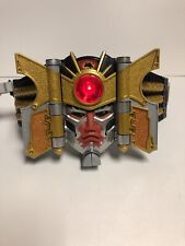 Power Rangers Super Samurai Shogun Belt Buckle 2011 Bandai Tested Working!